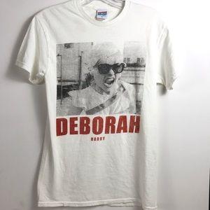 Junk Food Deborah Harry T-shirt SZ XS